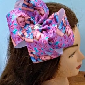 Jojo Siwa Handcrafted Hair Bow ~ Large Jojo Bow